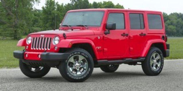 New 2018 Jeep Wrangler Jk Unlimited Sahara J1819 For Sale In