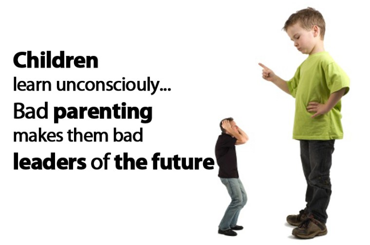 Children Learn Unconsciously - 1BabaSalam.com