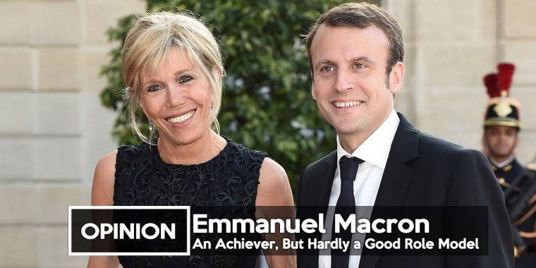 Emmanuel Macron - GSalam.Net