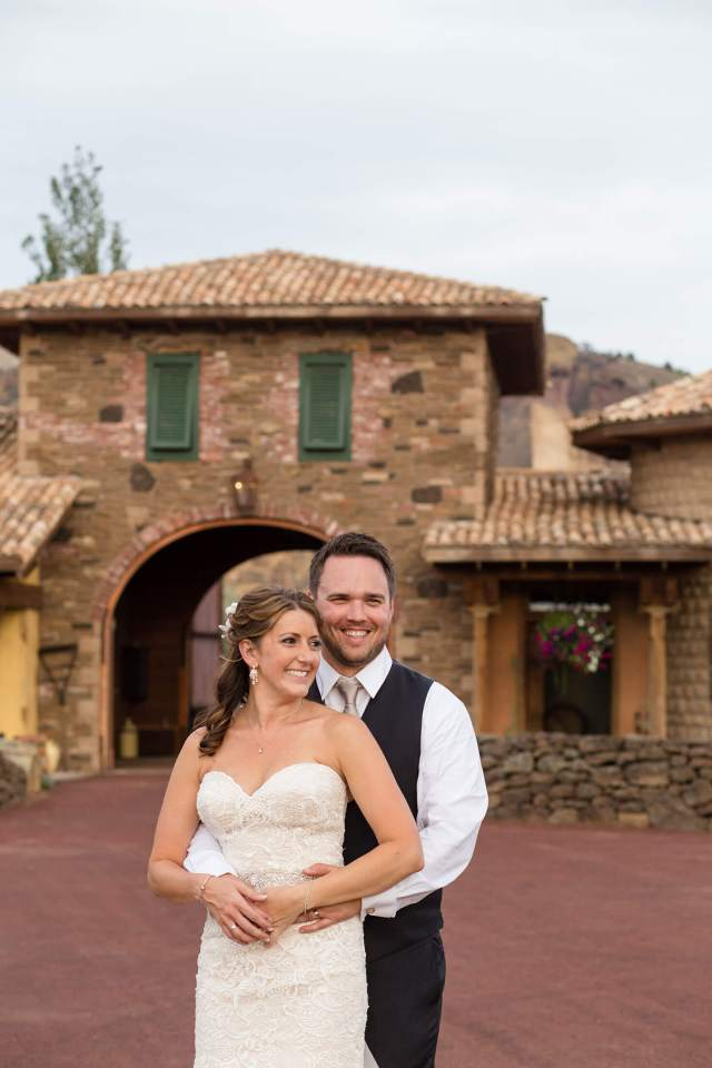 jessica + david's ranch at the canyons summer wedding