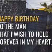 Romantic Birthday Wishes for Boyfriend