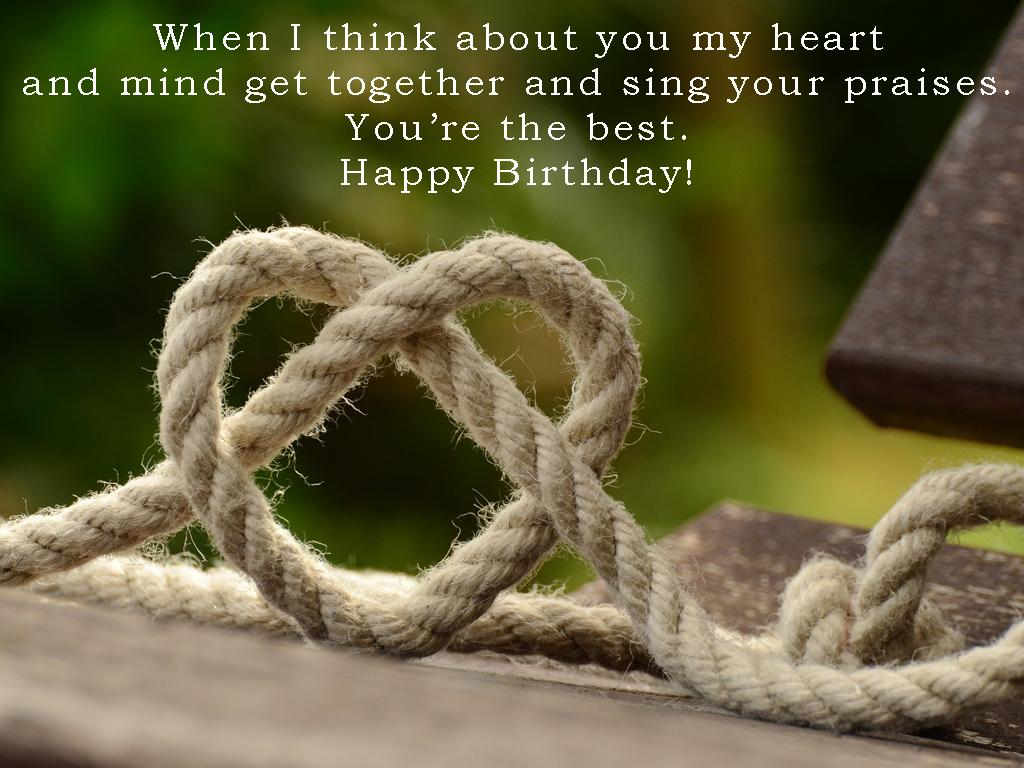 Long Distance Romantic Birthday Wishes For Boyfriend 1birthday Greetings