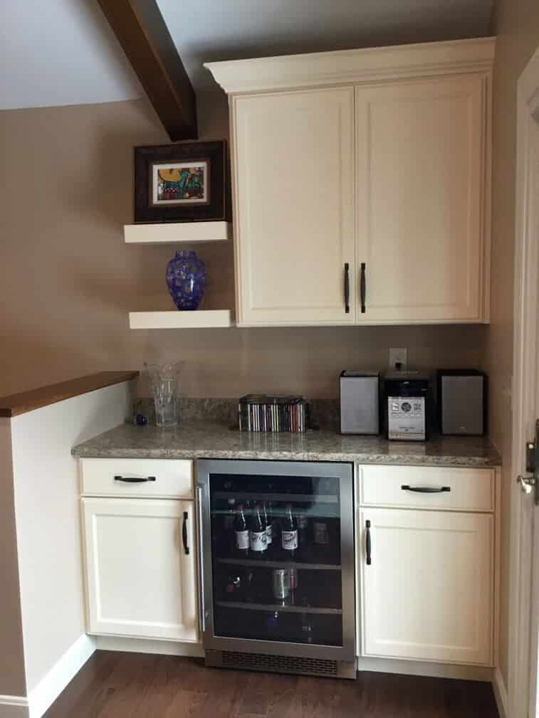 Johnston Kitchen Remodel Before After Callier And