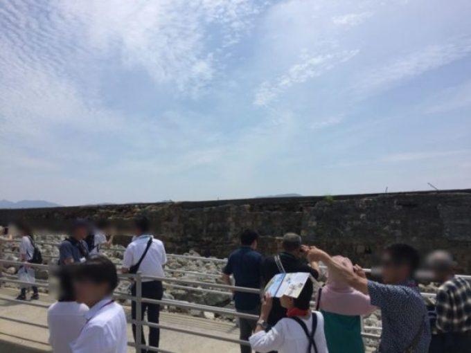 【世界遺産】長崎沖に浮かぶ廃墟の孤島 軍艦島ツアーに行ってきた