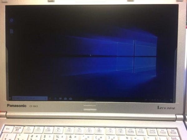 レッツノート(Lets Note)CF-NX3のバックライトが故障したので別筐体にHDDを入れ替えた話