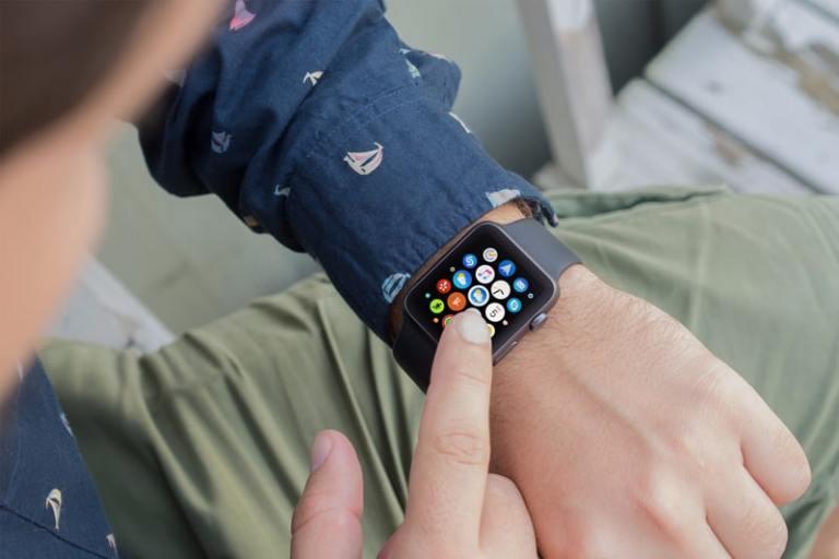 Как почистить Apple Watch