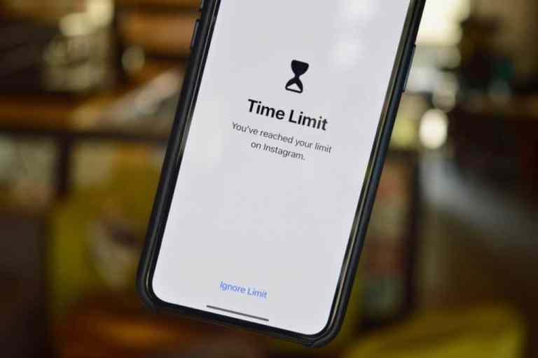 Как использовать время экрана и ограничения приложений в iOS 12, чтобы не отвлекаться