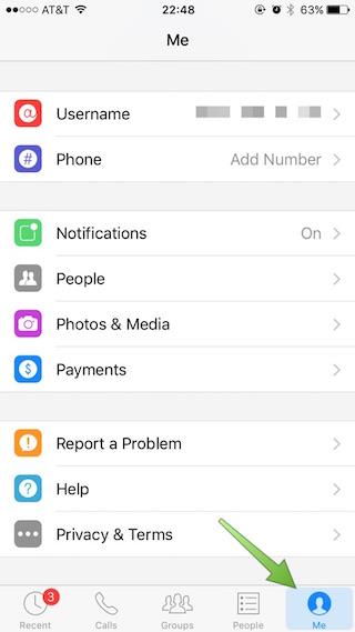 Как найти скрытые сообщения в Facebook Messenger