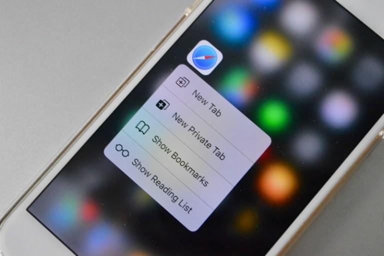 2 способа быстро открыть новую вкладку в Safari на iPhone