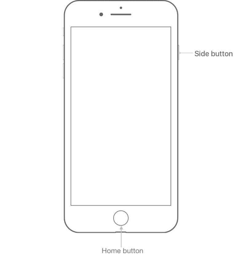 Как сделать снимок экрана на iPhone 8 и iPhone 8 Plus