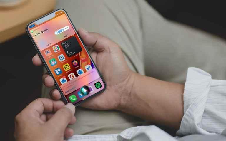Как отправлять аудиосообщения на iPhone без помощи рук