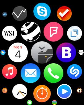 Как использовать Apple Watch для удаленной фотосъемки на iPhone