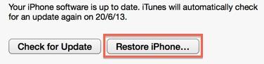 Как перейти с iOS 7 на iOS 6