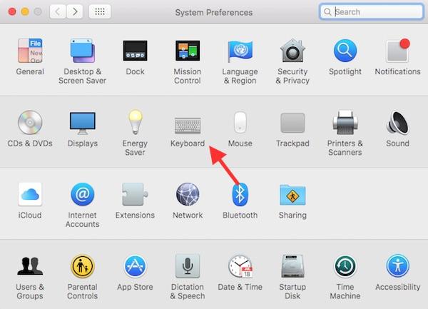 Как использовать функцию перехода на страницу вверх и вниз на Mac