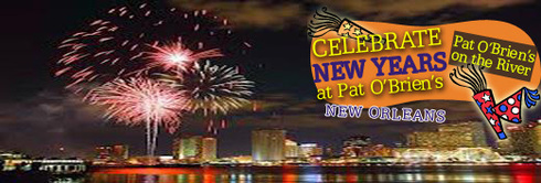 New Year s Eve at Pat O s on the River   NewOrleans Me image description