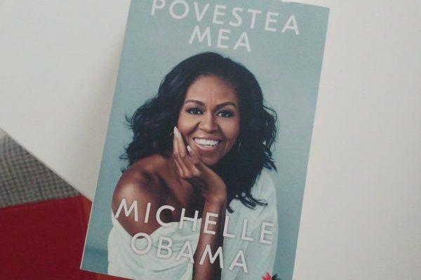 """Recenzie: """"Povestea mea"""" de Michelle Obama"""