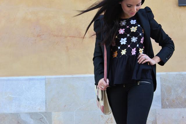 camiseta mamatayoe flores