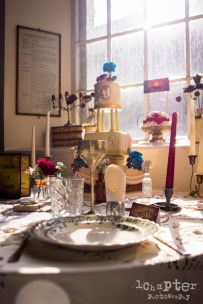 Steampunk Styled Wedding by 1Chapter Photography-2