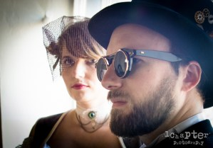 Steampunk Styled Wedding by 1Chapter Photography-22