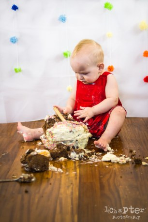 Camille Smashing Cake Birthday by 1Chapter Photography-33