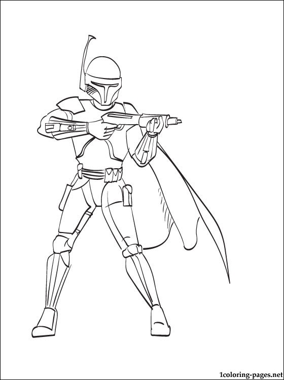 coloring page for those who like this fantastic film series coloring