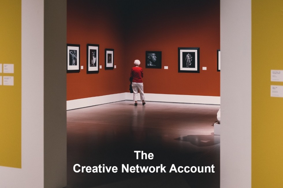 1create creative network account