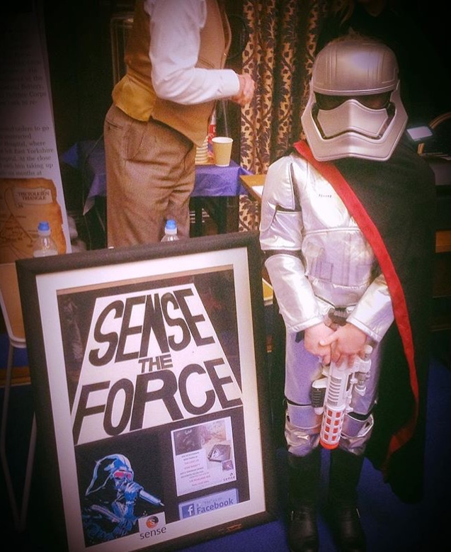 1create - sense the force comicon Hull