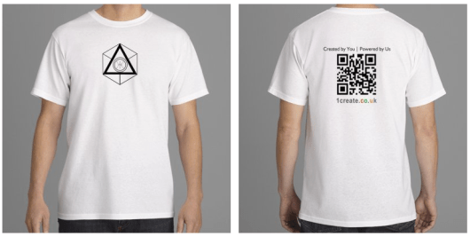 1create t-shirt example