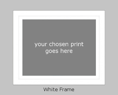 white frame sample 1