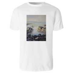 1create - T-shirt James O'Connell Old Head - Mens White