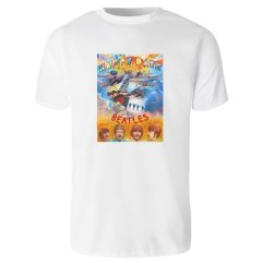 1create - Wearable Art T-shirt Happy Daze by Gavin Mayhew