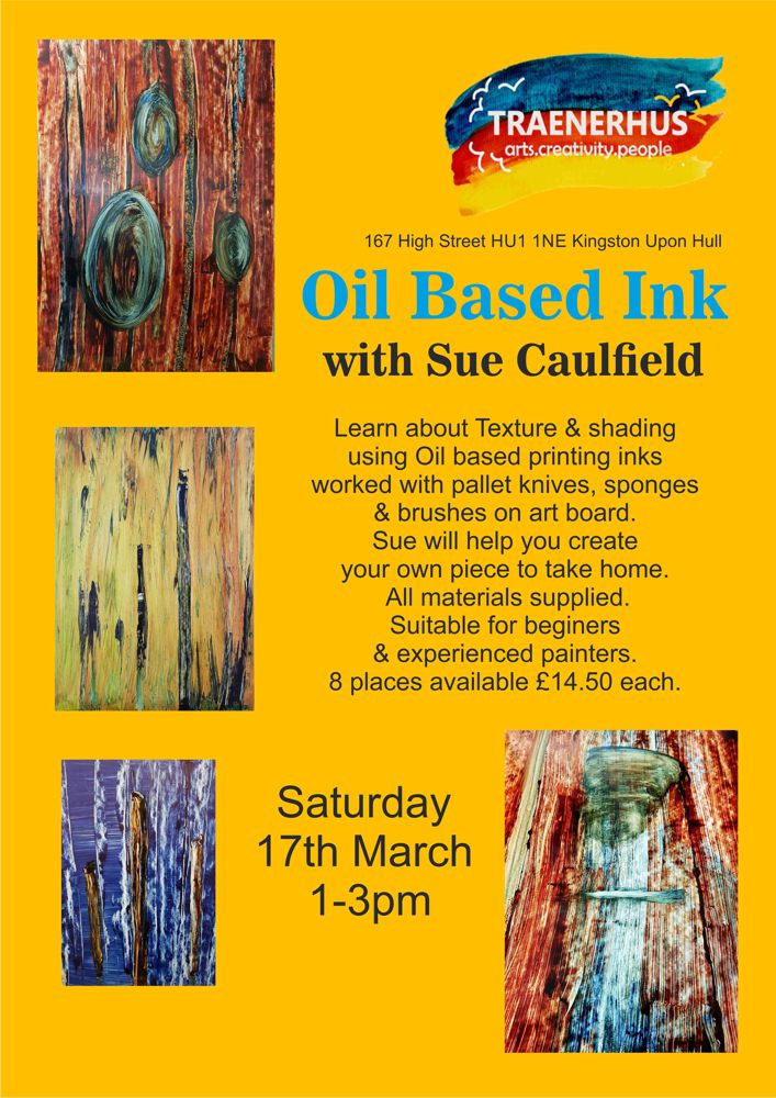 A Painting Workshop with Sue Caulfield