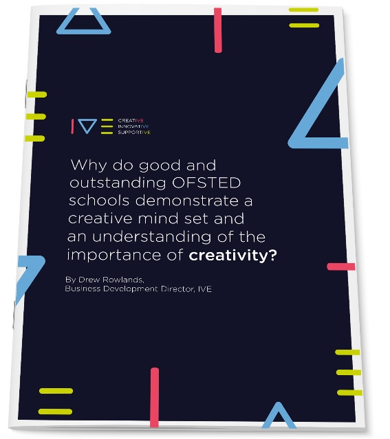 1create - outstanding ofsted and importance of creativity