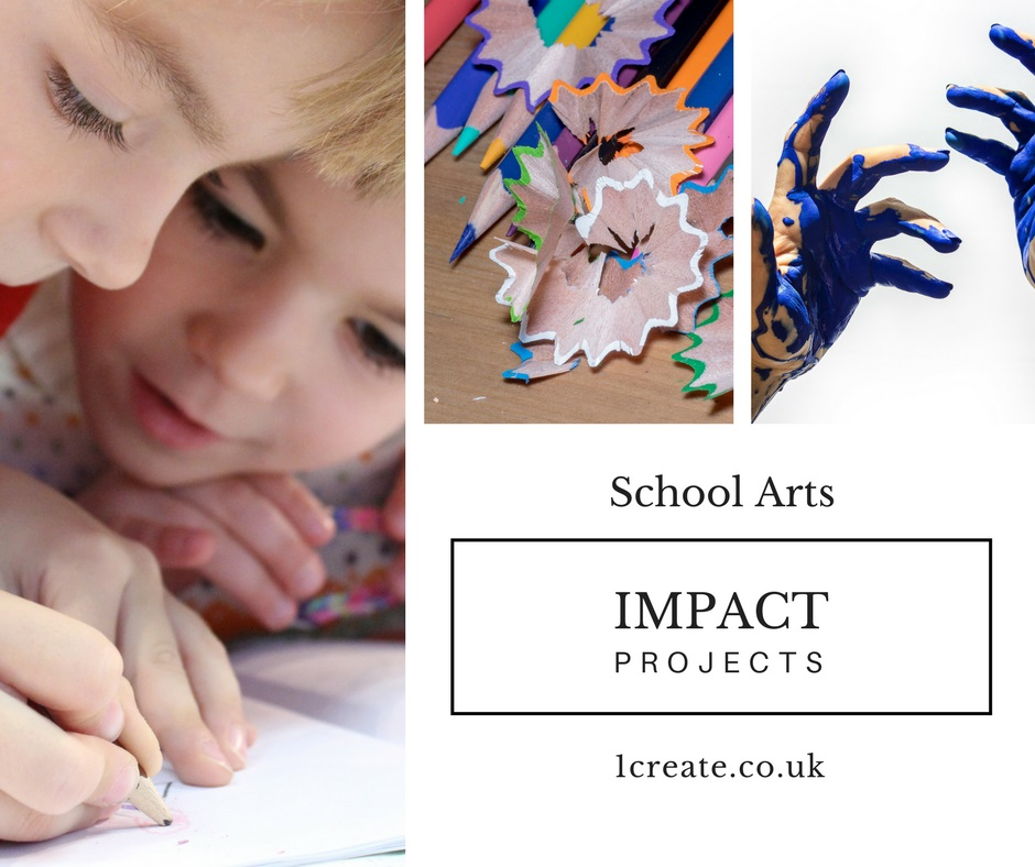 School Arts Impact Projects