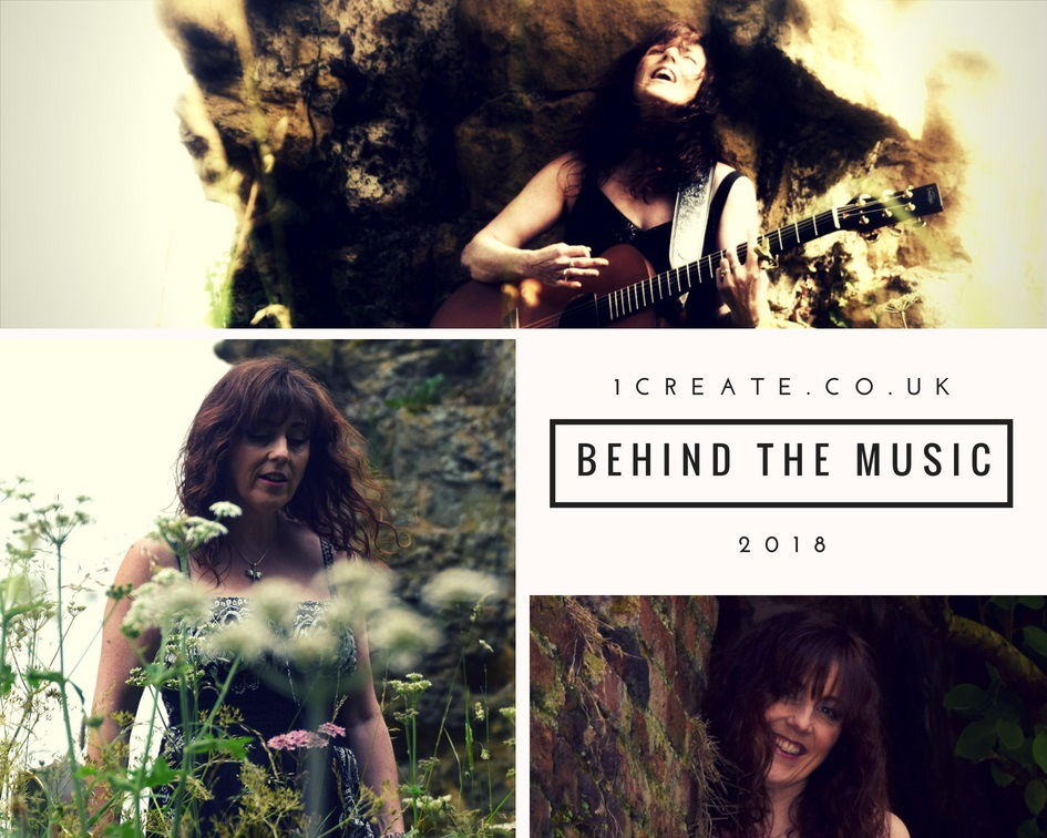 1create - behind the music with carrie martin header