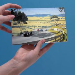 1create - greeting card Ultimate Road Test kieran roberts