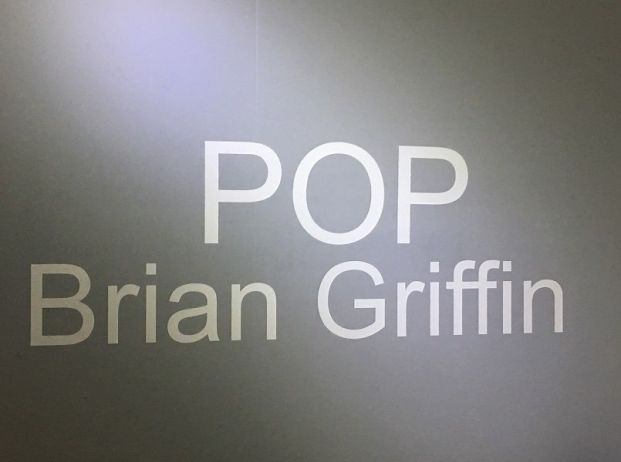 1create - HIP Fest 2018 opening Brian Griffin POP banner