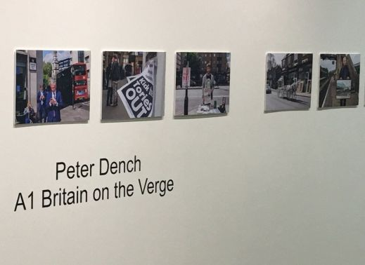 1create - HIP Fest 2018 opening Peter Dench A1 britain on the verge banner