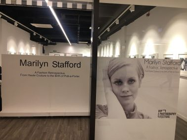 1create - HIP Fest 2018 opening marilyn stafford exhibition