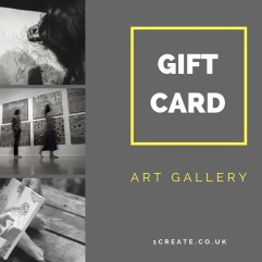 1create - Official Gift Card Artist