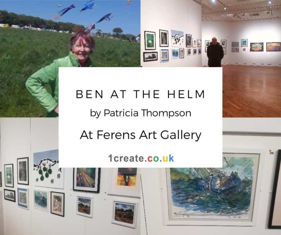 1create - 2019 Open Exhibition Ferens Art Gallery with Patricia Thompson