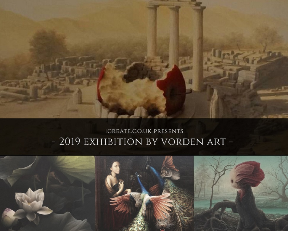 1create - Exhibition curated by Vorden Art