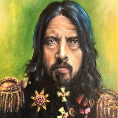 1create - Foo Fighter by Gary McMullan