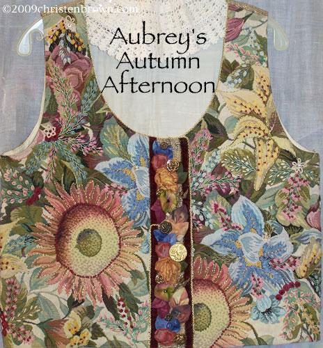 Aubrey's Autumn Afternoon by Christen Brown