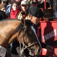 Gauchos, sombreros y caballos...