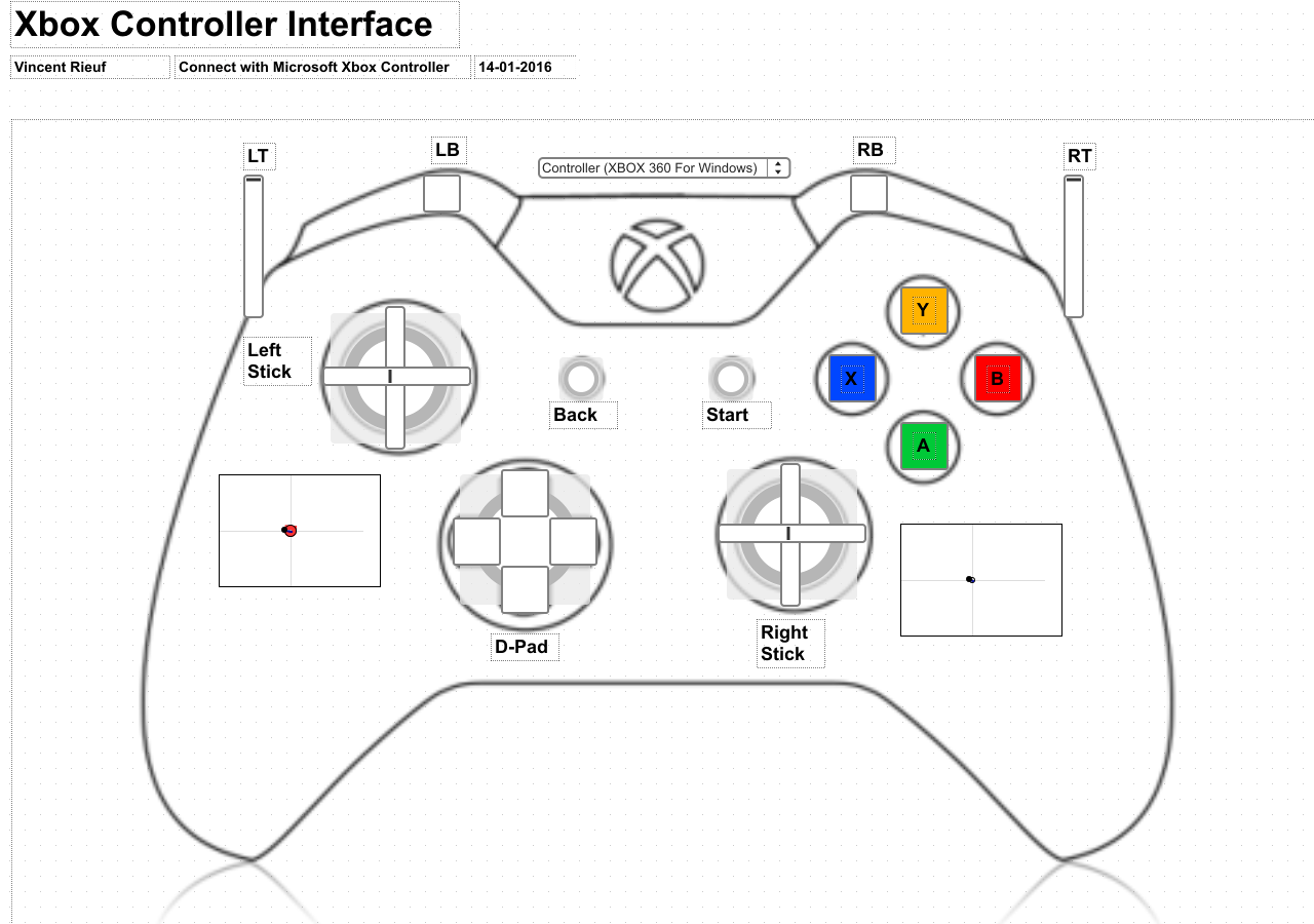 Xbox 360 Controller Setup For Windows