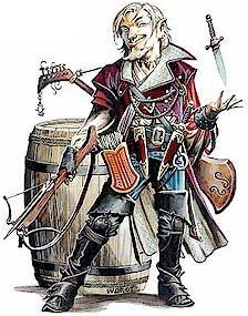 Resultado de imagem para advanced dungeons and dragons bard