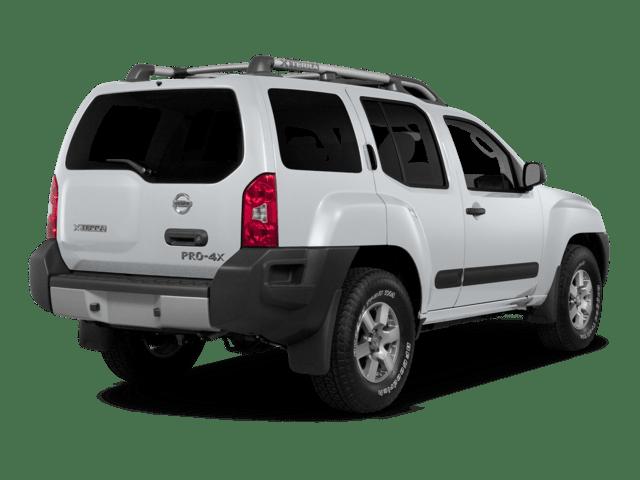 Nissan 2015 Pro Custome Xterra 4x