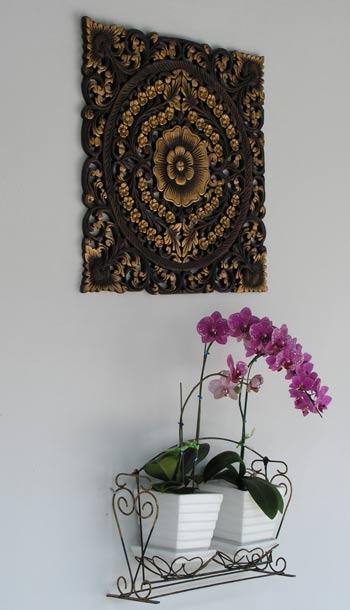 декор стены фото