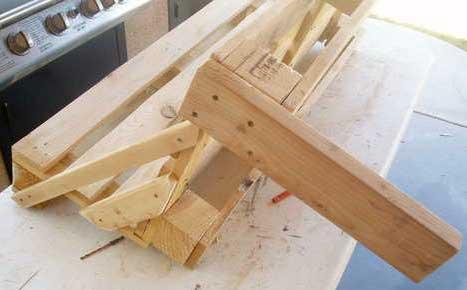 Ножки для скамейки